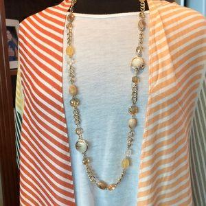 Premier Designs beautiful beaded necklace